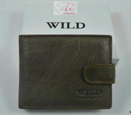 WILD HORSE prémium kategóriás bőrpénztárca.
