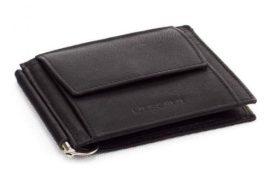 La Scala dolláros bőr pénztárca, kártyatartóval, apró tartóval